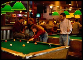 Join a Pool League for great fun every week